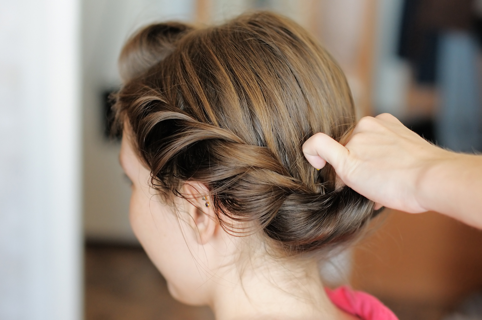 FORMAL HAIR STYLING & UPDOS